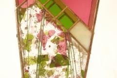 Pink Tiffany Vase