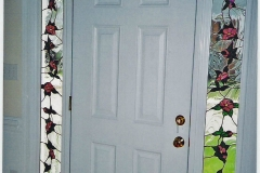 Front Door Sidelights