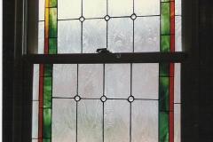 Geometric design window